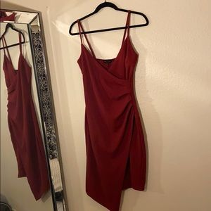 Pretty Little Things Red Dress 10